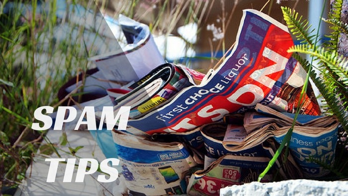 SPAM Tips
