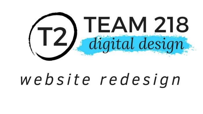 Team 218 Website Redesign