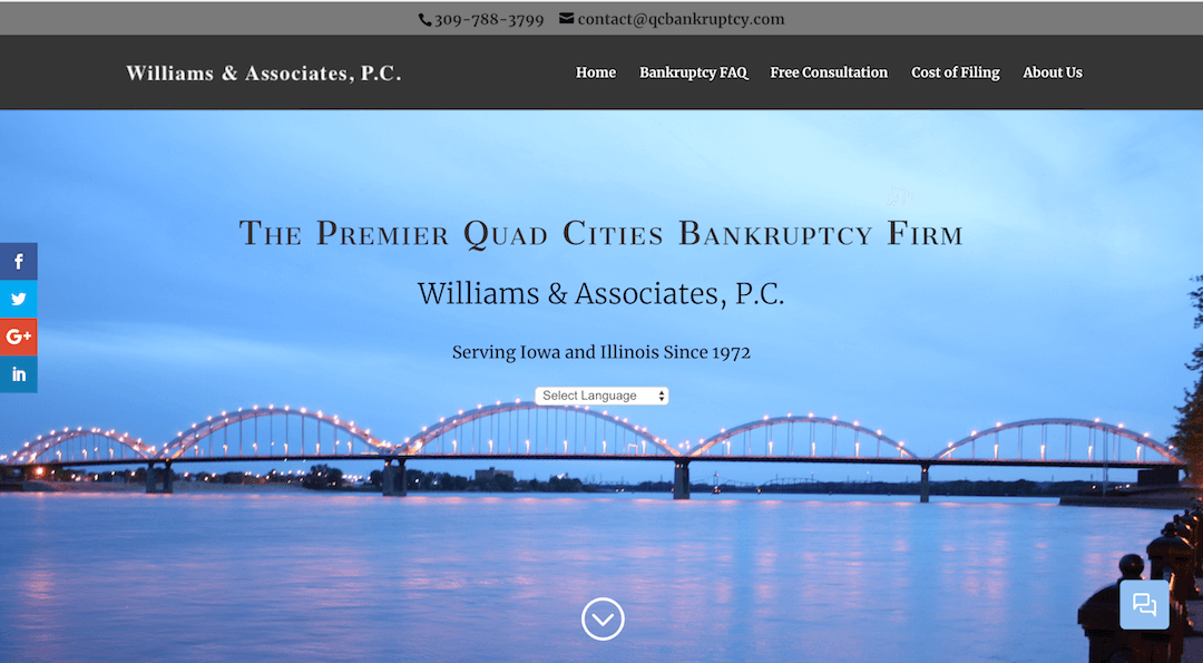 Quad Cities Bankruptcy Lawyer
