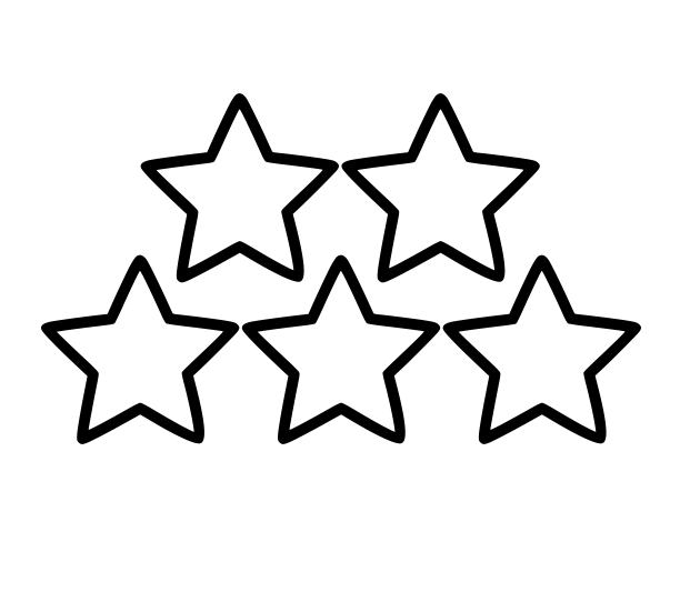 Testimonial 5 Stars