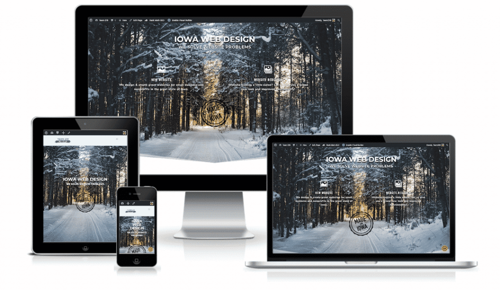 Website Troubleshooting and Repair - Responsive Images