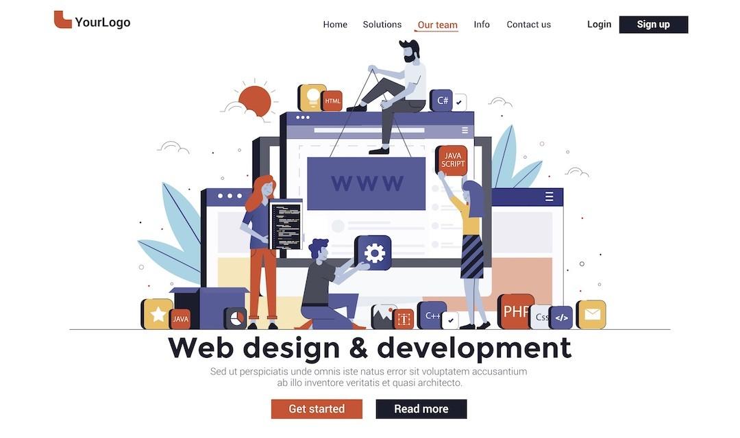 Build My Website