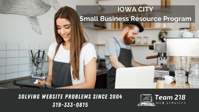 Iowa City Small Business Resource Program