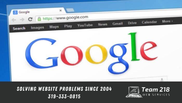 organic seo - google search console - #1 on Google