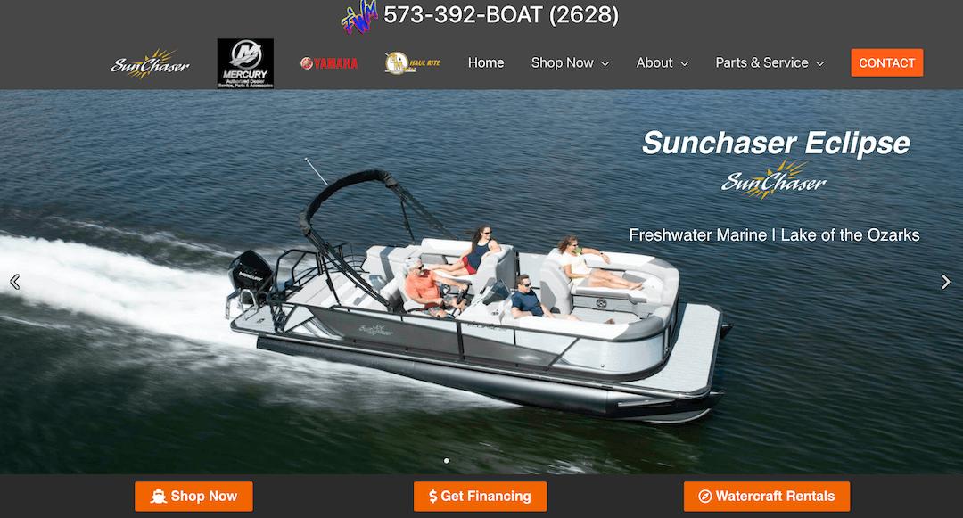 FWM Boats Screen Shot