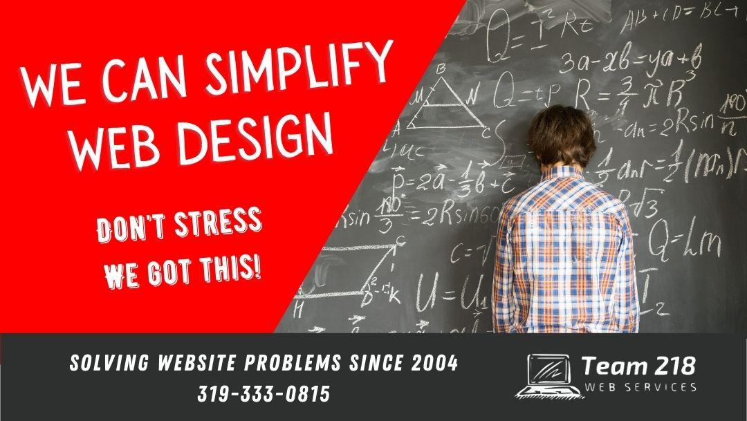 Stress Free Web Design