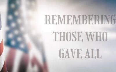 Memorial Day 2021 – Remembering Those Who Gave All